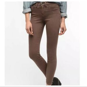 Urban Outfitters BDG Cigarette Ankle Jeans